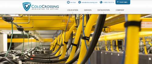Colocrossing,Servers for Virtual Hosting Providers (VPS),最低款$149.95每月